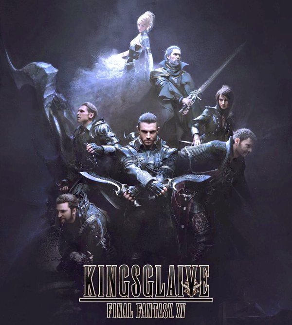 Kickass Kingsglaive Final Fantasy Xv 2016